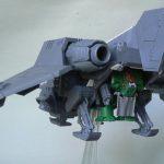 *Storm Raven : comment transporter un Dread?