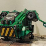 Storm Raven : un tank dans le ciel